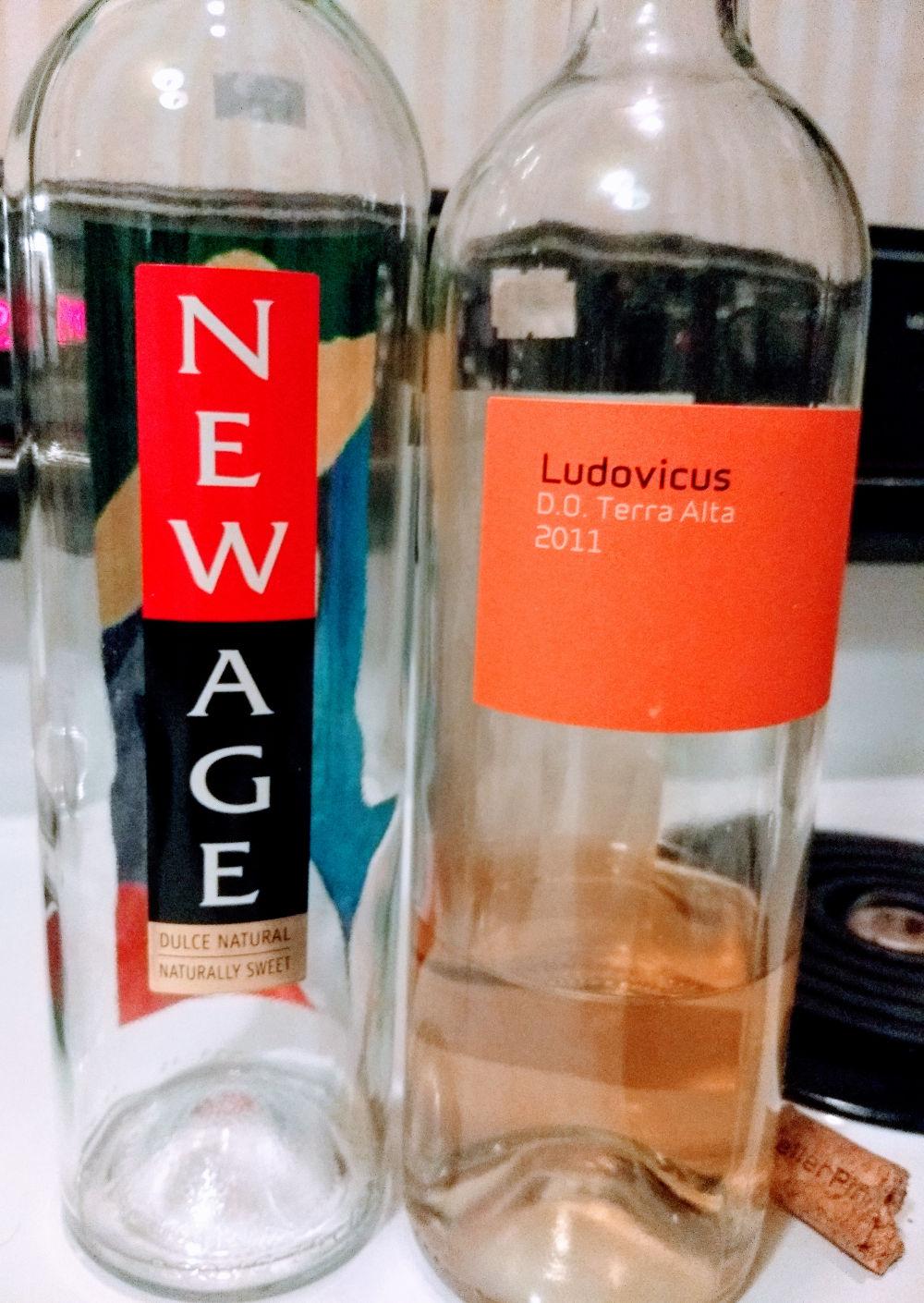 New Age Ludovicus wine image