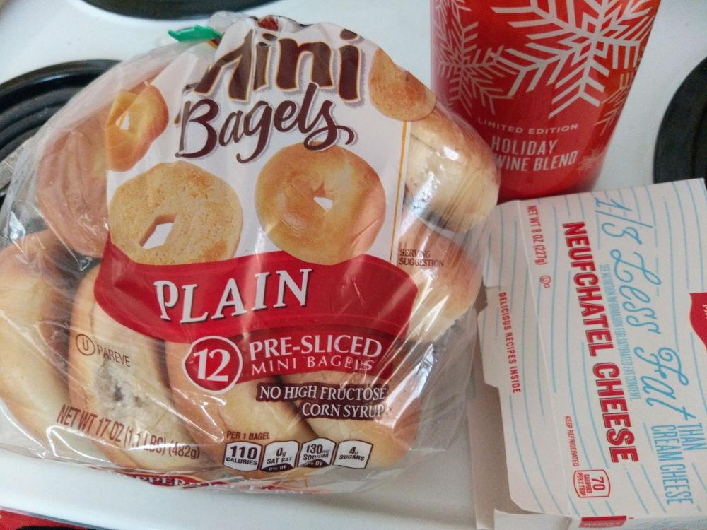 Pepperidge Farm Mini Bagels image